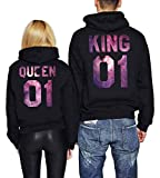 King & Queen - Partner Look Hoodie Set