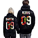 King und Queen - Partner Pullover